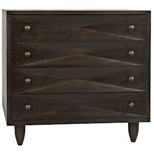 Diamond Ebony Walnut 36-Inch Dresser