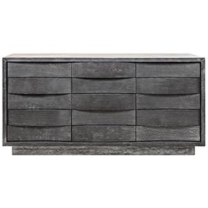 Godard Plain Zinc Dresser