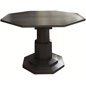 Pale Octagon Table