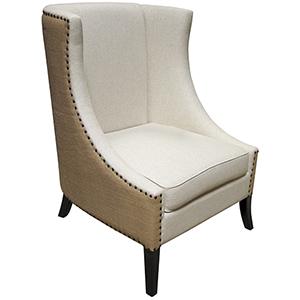 Aiden Black Chair