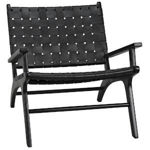 Kamara Black Arm Chair