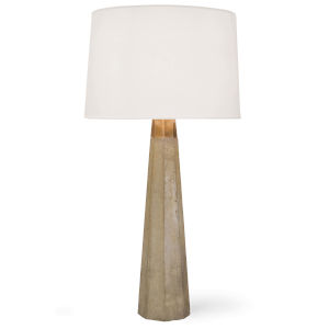 Beretta Natural One-Light Table Lamp