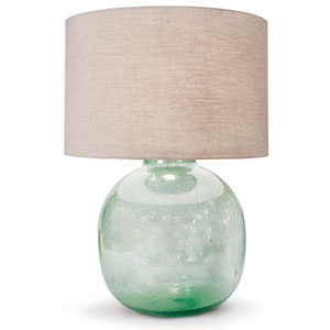 East End Blue 26-Inch One-Light Table Lamp