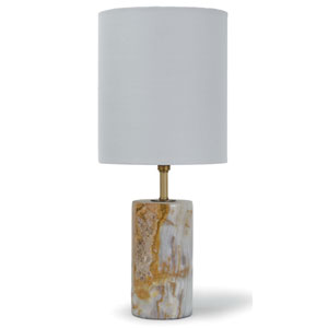 Classics Natural 19-Inch One-Light Accent Lamp