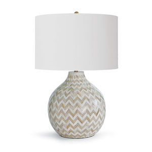 East End Natural 25-Inch One-Light Table Lamp