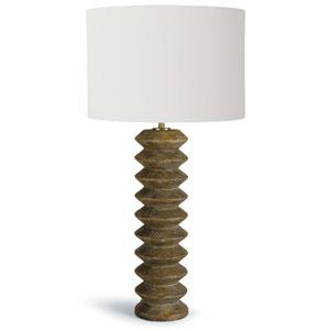 LA Modern Honey One-Light Table Lamp