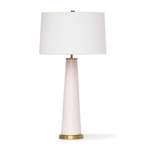 Audrey Blush One-Light Table Lamp