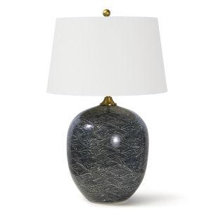 Harbor Ebony One-Light Table Lamp