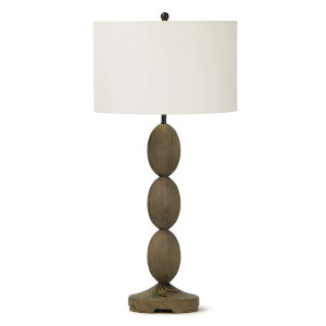 Buoy Natural One-Light Table Lamp