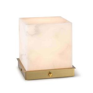 Kai Natural Stone One-Light Table Lamp