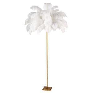 Josehine Gold Leaf One-Light Floor Lamp