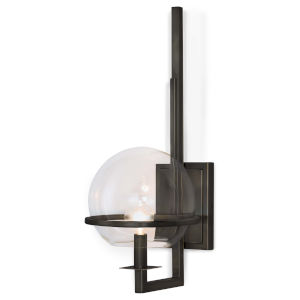 Saturn Oil Rubbed Bronze One-Light Wall Sconce