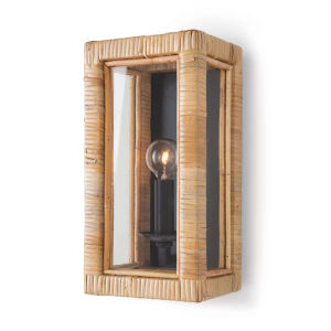 Newport Natural One-Light Wall Sconce