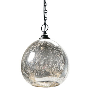 East End Antique Mercury One-Light Pendant