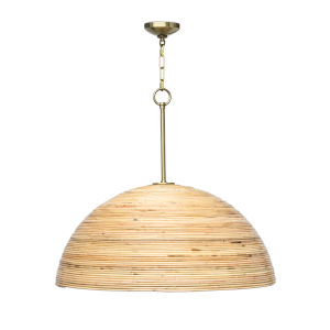 Laguna Natural One-Light Pendant