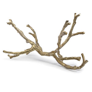 Classics Gold Leaf Metal Branch