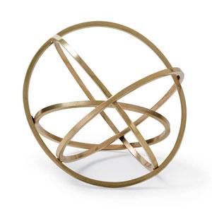 Classics Brass Ellipse Table Top Accessory