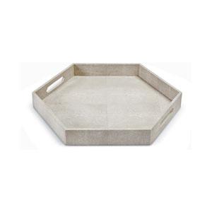 Classics Ivory Grey Tray