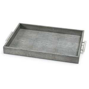Modern Glamour Charcoal Tray