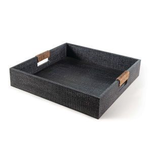 Logia Grey Square Serving Tray