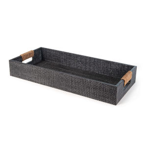 Logia Grey Rectangle Serving Tray