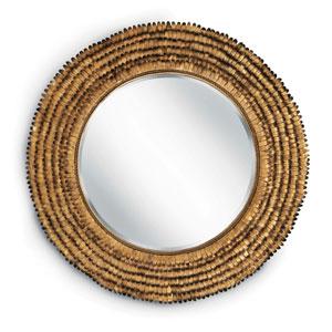 Classics Gold Leaf Petal 32-Inch Mirror
