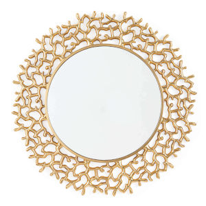 Cora Gold Mirror