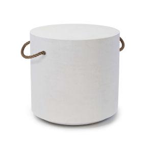 Aegean White Round Table