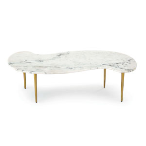Jagger White Cocktail Table
