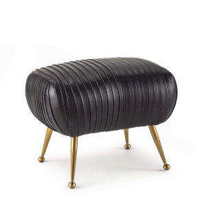 Beretta Black Foot Stool