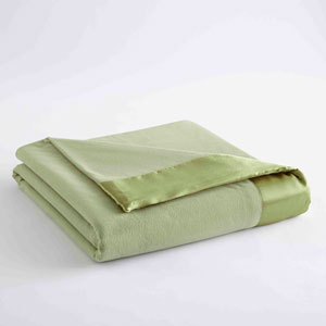 Meadow King Micro Flannel Lightweight All Seasons Sheet Blanket