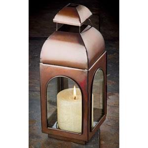 Kindwer Antique Bronze Candle Lantern
