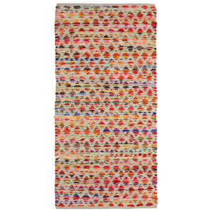 Complex Mint Hand Woven Rectangular: 2 Ft. x 5 Ft. Rug