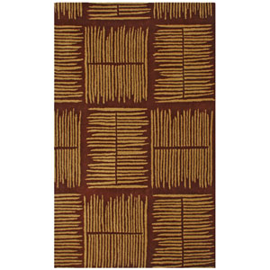 Structure Thatch Rectangular: 5 Ft. x 8 Ft. Rug