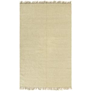 Earth First Natural Jute Rectangular: 10 Ft. x 14 Ft. Rug