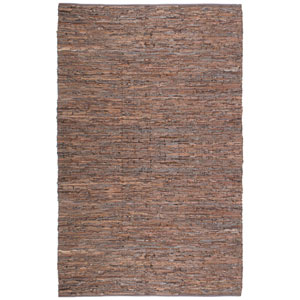 Matador Light Brown Rectangular: 1 Ft 9 In x 2 Ft 10 In Rug