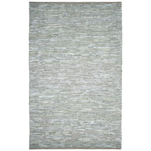 Matador White Rectangular: 1 Ft 9 In x 2 Ft 10 In Rug
