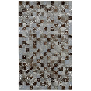 Matador Gold Splash Rectangular: 4 Ft x 6 Ft Rug