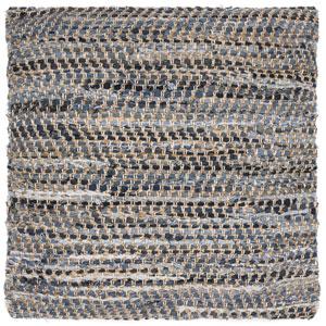 Matador Denim and Hemp Chimdi Blue 27-Inch Pillow