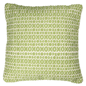 Structure Hugs and Kisses Green 27-Inch Pillow