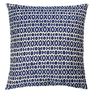Structure Hugs and Kisses Blue 27-Inch Pillow