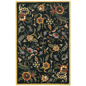 Black Traditions Paradise 4 Ft. x 6 Ft. Rug