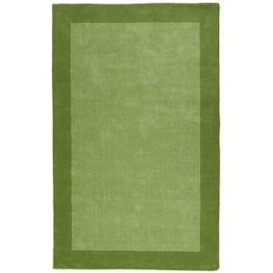 Pulse Green Rectangular: 5 Ft. x 8 Ft. Rug