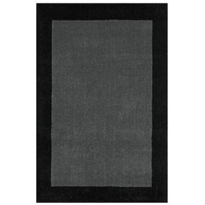 Pulse Grey Rectangular: 5 Ft. x 8 Ft. Rug