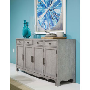 Willow Pewter Buffet