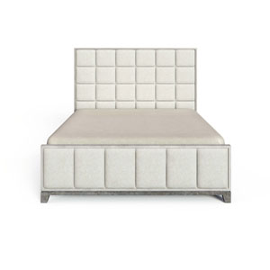 Horizon Mist Upholstered Queen Bed