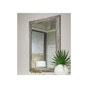 Cameron Raw Silk Landscape Mirror