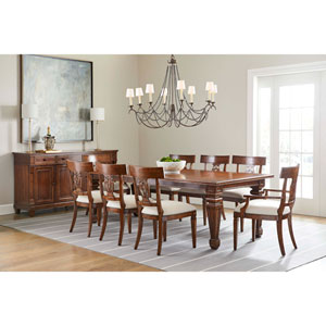Old Town Barrister Rectangular Dining Table