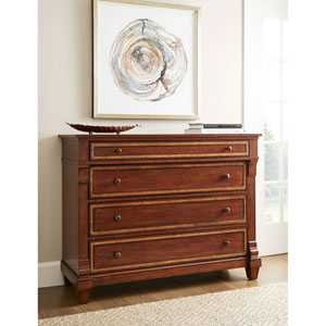 Old Town Barrister 52-Inch Dresser