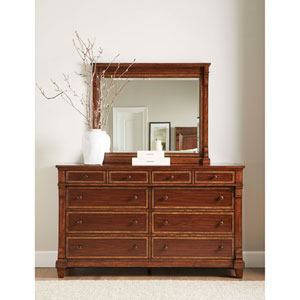 Old Town Barrister 68-Inch Dresser